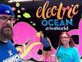 Summertime Fun At SeaWorld Orlando | Aquatica & Electric Ocean | Ignite, POP, Sea Lions Tonite