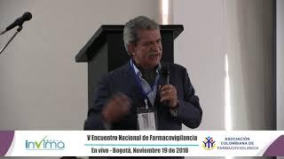 V Encuentro Nacional de Farmacovigilancia - Experiencias exitosas y participación del paciente
