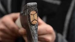 Finnish collared axe restoration