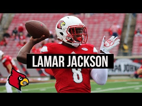 Lamar Jackson || Ultimate Highlights ||