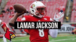 Lamar Jackson - Welcome to Baltimore