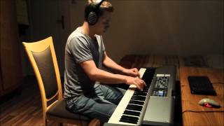 prayer in c waves sun goes down piano medley