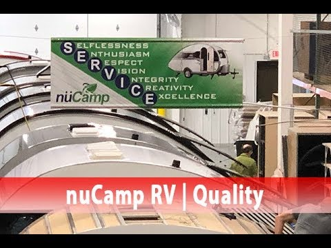 nüCamp RV - Travel Trailers & Campers - Traveland RV Supercenter