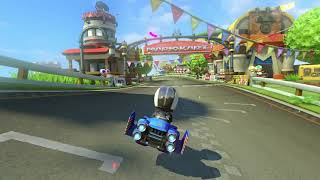 Mario Circuit - 1:42.939 - Matt (Mario Kart 8 World Record)