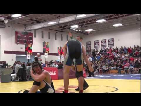Big Bear Wrestling Tournament - Lakeland News Sports - December 18, 2015