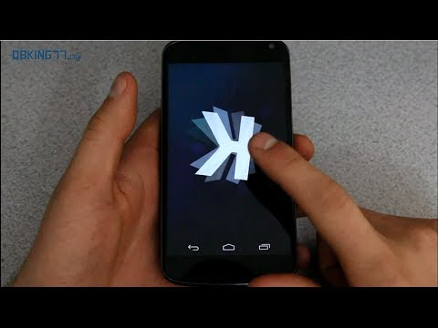 Manually Update The Nexus 4 To Android 4.4 KitKat