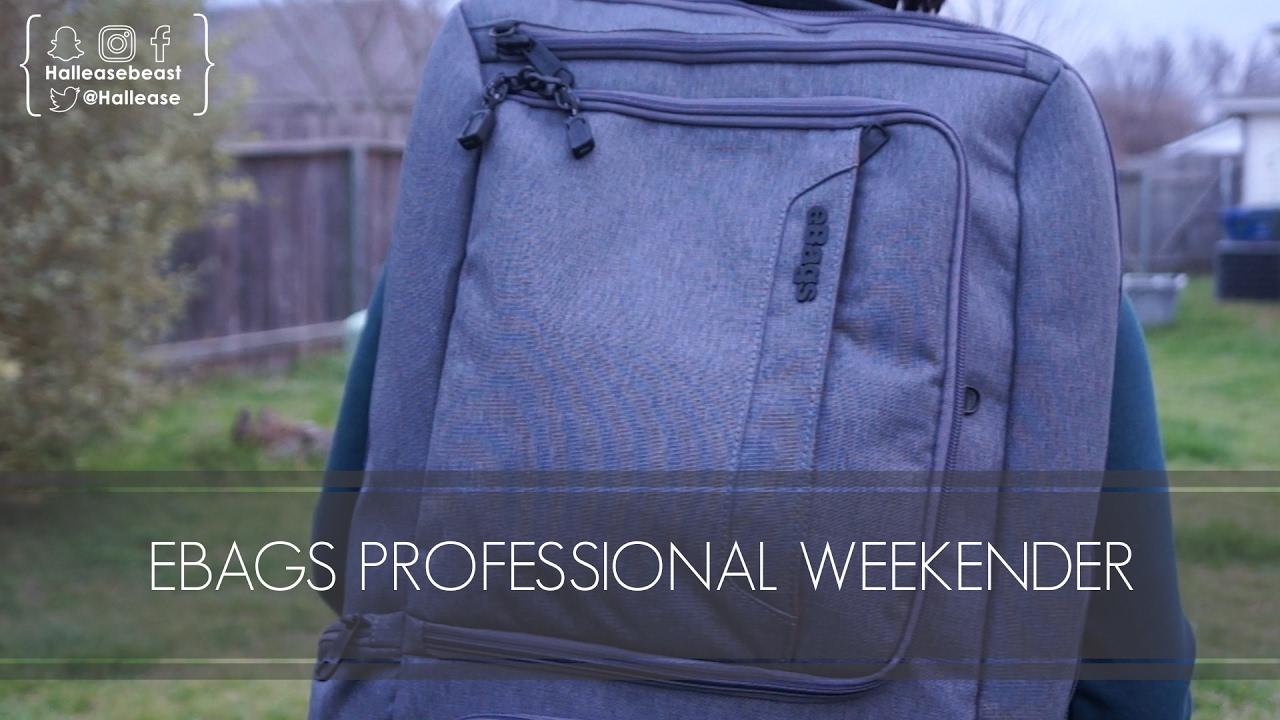 IMPULSEBUY eBags Professional Weekender Bag  09b5a9044a64f