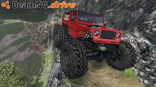 BeamNG.drive - 6x6 MONSTER OFFROAD