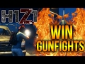 H1Z1 - How To Win More Gunfights! Best Tips To Win Gunfights and Get More Kills (H1Z1 Beginner Tips)