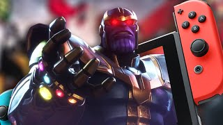 Marvel Ultimate Alliance 3 Is... Only Available On Switch?!