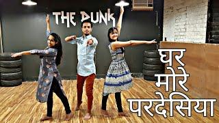 Ghar More Pardesiya Dance Choreography By Sahil Rewri Ft. Anju, Raj Shree|| Kalank