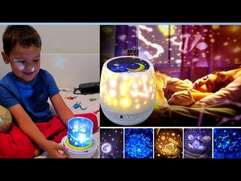Ayah And Tosh : Got Their New Shayson Night Light For Kids And Babies