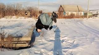 Уроки паркура)