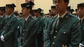 El coronel Antonio Sierras, nuevo jefe de la Comandancia de la Guardia Civil de Melilla