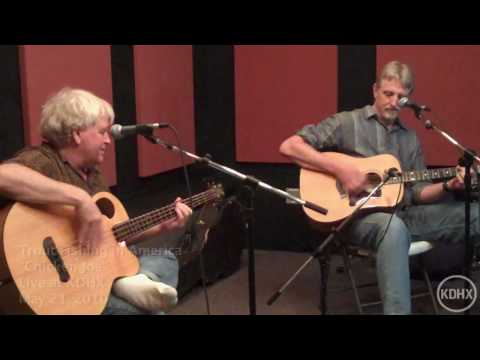 """Trout Fishing in America """"Chicken Joe"""" Live at KDHX 5/21/10 (HD)"""