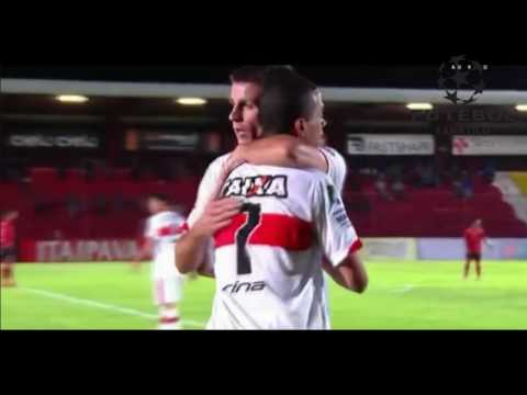 Gol de Luidy Oeste 0x1 CRB Campeonato brasileiro B 24 05 2016