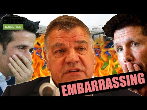 Is Sam Allardyce A BAD Appointment For EVERTON?