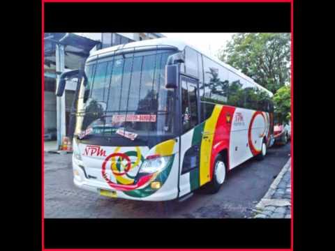 Kumpulan foto bus dan kereta