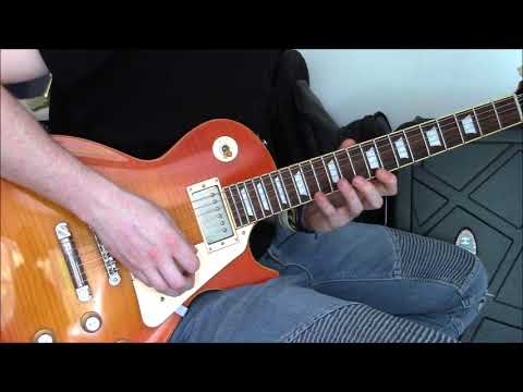 Challenge Yourself With This Stretchy Guitar Lick