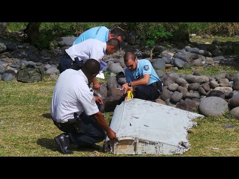 MH370 Plane Wreckage With Pilot Skeleton Found?