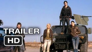 Red Dawn Official Trailer #1 (2012) - Chris Hemsworth Movie HD