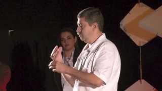 ¿Contratarías a un chef con sordoceguera?: Zaira Vázquez, Jorge Neri and Pepe at TEDxZapopan