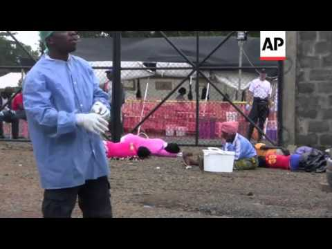 Hospital services for Liberians badly affected after ebola outbreak