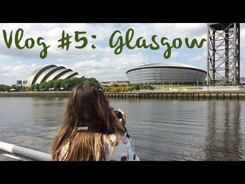 Vlog: UK Road Trip #5: Glasgow