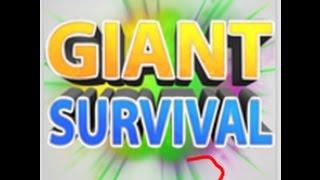 Roblox Adventure March 18 (Episode 2- Giant Survival)