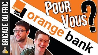 Orange bank avis - Banque en ligne
