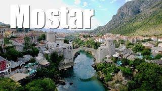 🇧🇦 Qué ver y hacer en MOSTAR,  Bosnia y Herzegovina