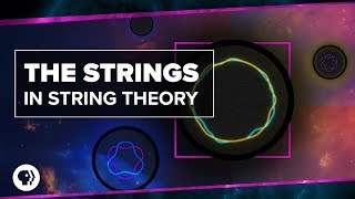 What are the Strings in String Theory? | Space Time
