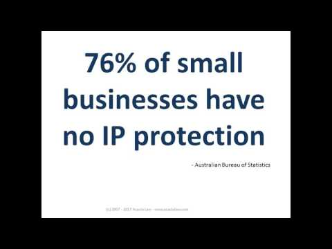 Talking Shop Webinar Recording: IP LAW  13.06.17