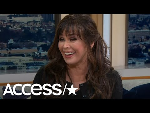 Marie Osmond Gushes Over Her New Job On 'The Talk': 'We're Family' | Access