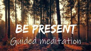 Guided meditation for inner peace and stillness
