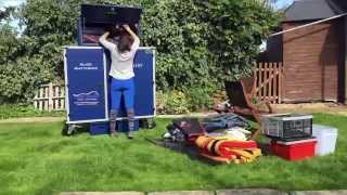 How to pack a Flexi Equine Tack Locker!