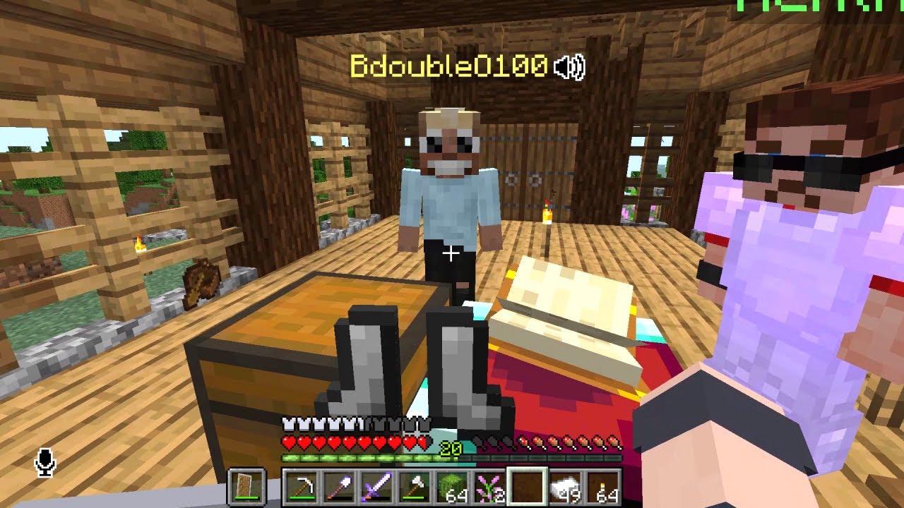 Download Minecraft - 3rd Life #2: Poorly Kept Secrets