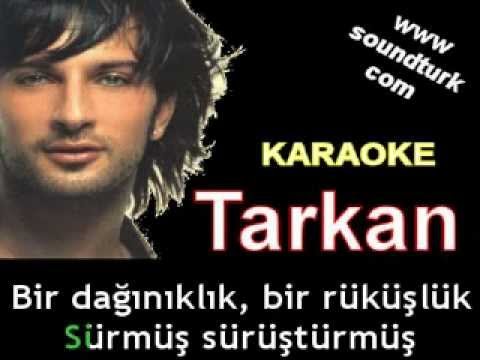 Tarkan - Kıl Oldum Abi karaoke