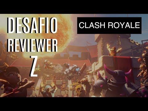 Clash royale - Crítica #DesafioReviewerZ