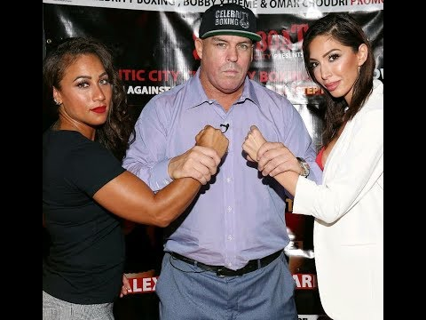 Damon Feldman charged with fixing Celebrity Boxing fights ...