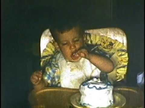 Marty's 1st Birthday
