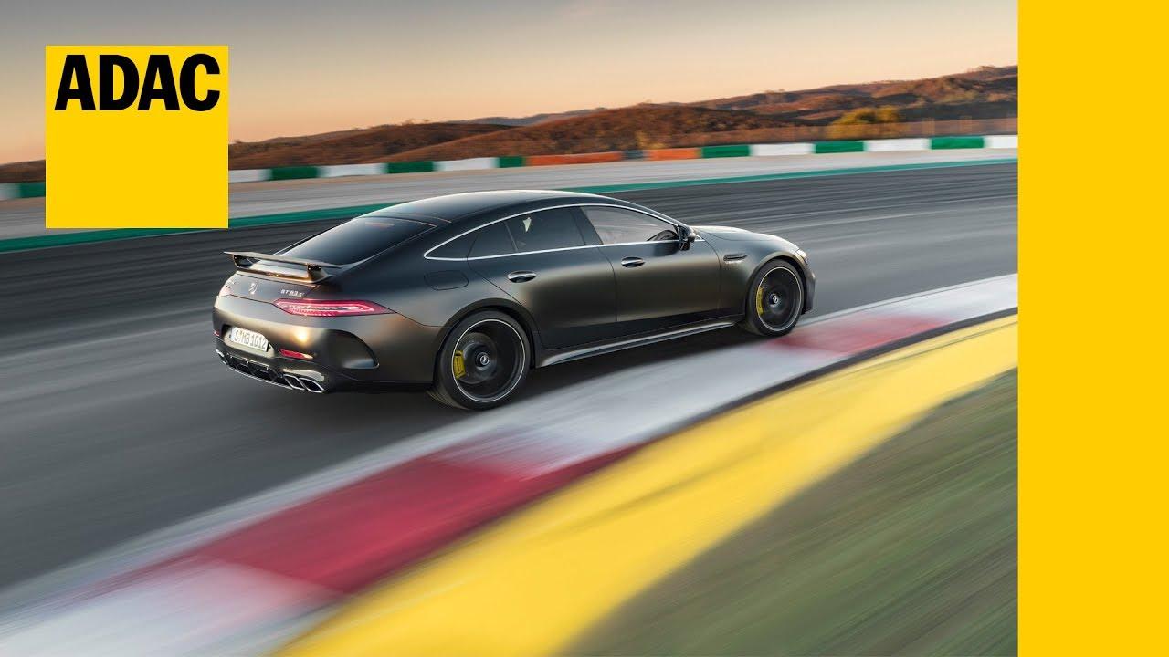 mercedes amg gt 4-türer coupé: daten, fakten, preise im motorwelt