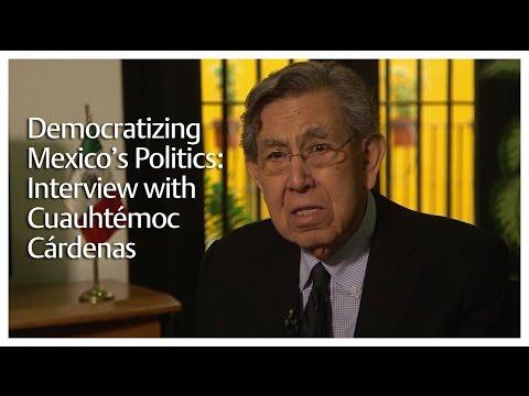 Democratizing Mexico's Politics: Interview with Cuauhtémoc Cárdenas