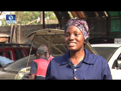 What Does It Take To Be A Lady Mechanic In Nigeria |Community Report|