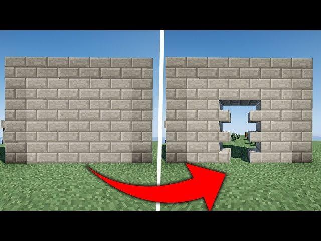 A Legkirályabb TITKOS AJTÓK! 😊 Minecraft