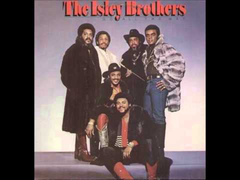 THE ISLEY BROTHERS   DON'T SAY GOODNIGHT