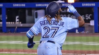 MLB: Vladimir Guerrero Jr. - Pega Su 2do Cuadrangular De La Temporada 2020