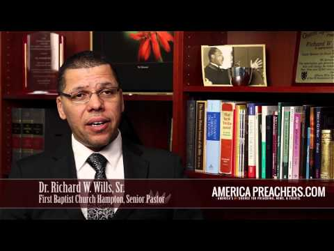 Dr. Richard Wills, Sr.: Has Dr. Martin Luther King, Jr.