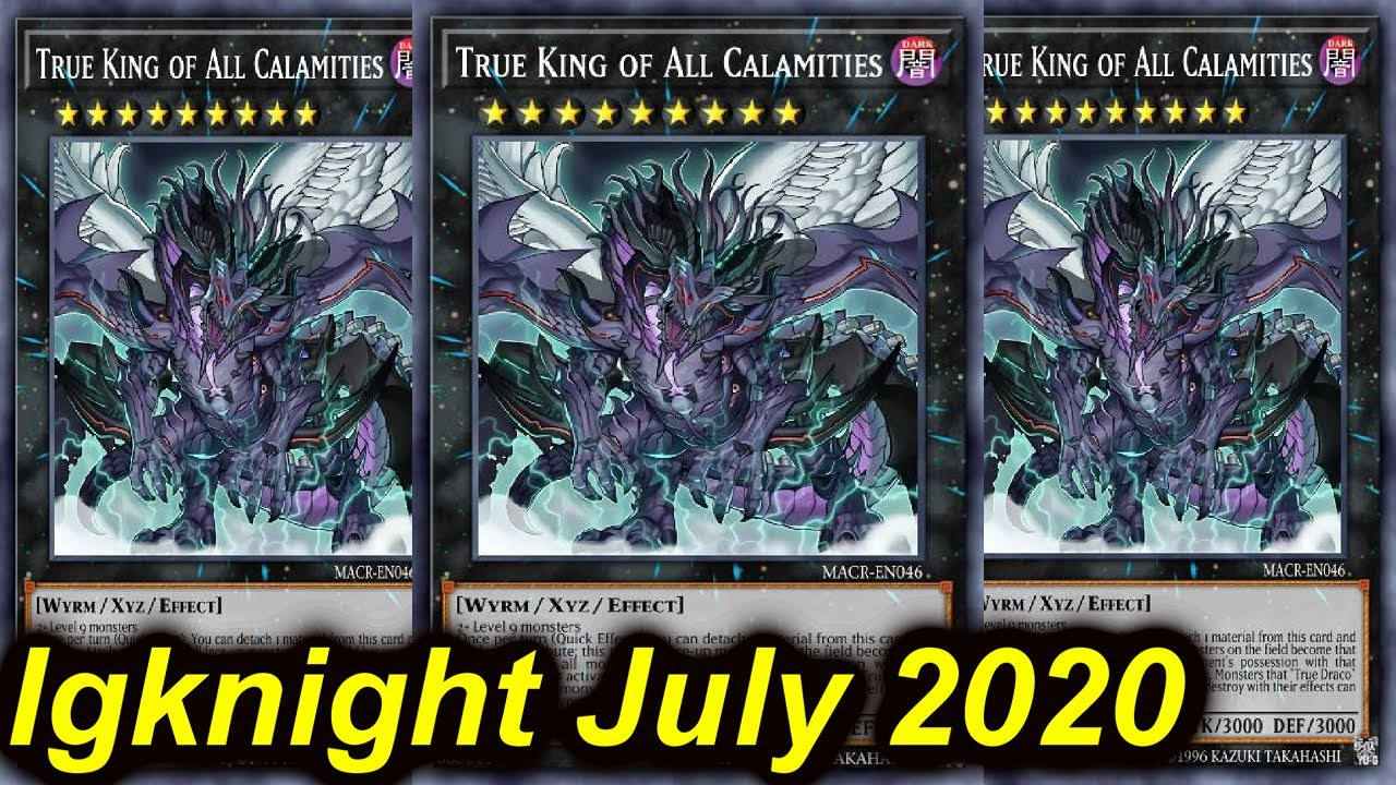 IGKNIGHT DECK JULY 2020 - MASTER RULES 2020