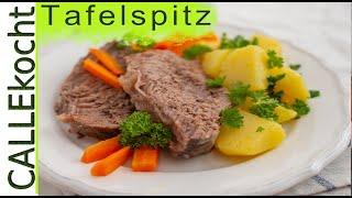 Rindfleisch in Meerrettichsoße. Omas Rezept für Tafelspitz und Rinderbrust